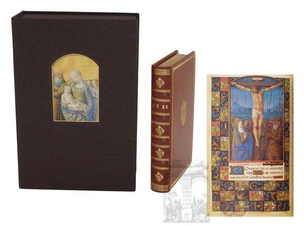 Das Vatikansche Stundenbuch des Jean Bourdichon (Offizium der Madonna)