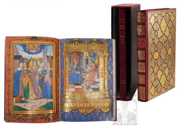 Das Stundenbuch von Rouen (Barberini - Stundenbuch)