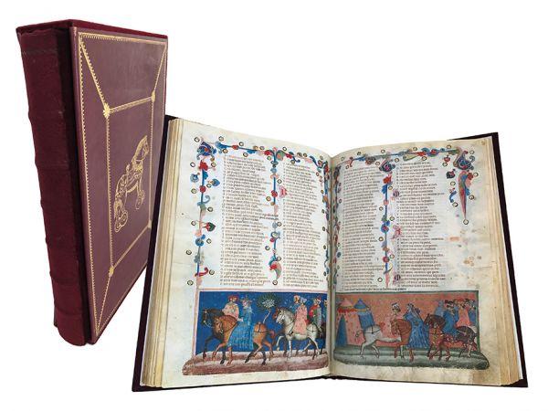 Codice de la Guerra de Troya (Die Geschichte des Trojanischen Krieges)