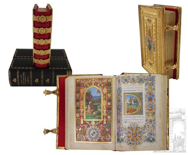 Gebetbuch Lorenzos de Medici - Prayer Book of Lorenzo de Medici (Deluxe Edition)
