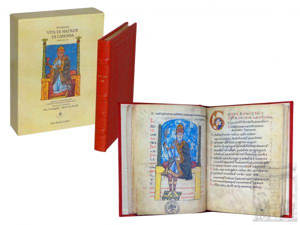 Vita der Mathilde von Canossa