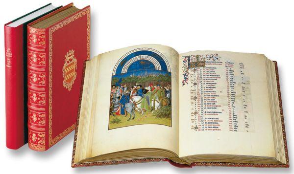 Les Très Riches Heures du Duc de Berry. Les Très Riches Heures of the Duke of Berry