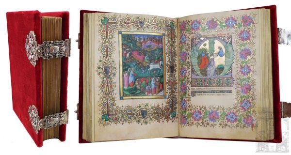 Das Visconti-Stundenbuch - Il Libro d'Ore Visconti - Visconti Hours