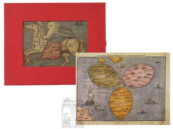 Bünting, Heinrich: Itinerarium Sacrae Scrpture - Das ist ein Reisebuch über die gantze Heiligeschrif