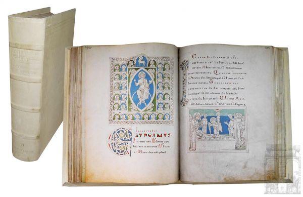 Antiphonar von St. Peter in Salzburg