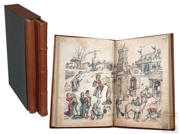 Das Mittelalterliche Hausbuch - The Medieval Housebook