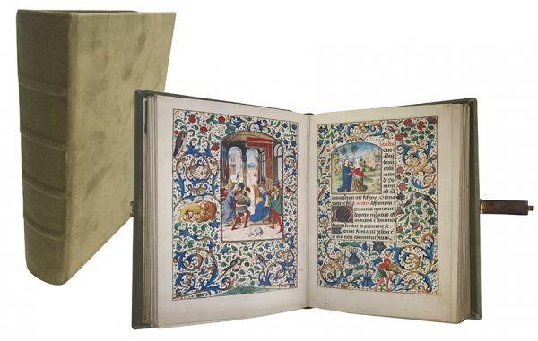 Gebetbuch Karls des Kühnen (=Stundenbuch der Maria von Burgund) - Prayer Book of Charles the Bold (H