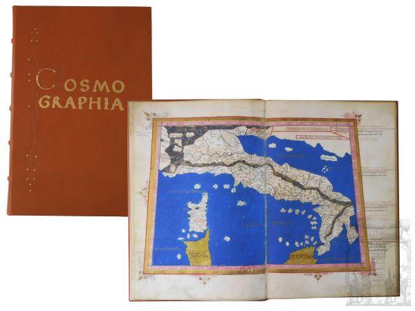 Claudius Ptolemaeus - Cosmographia