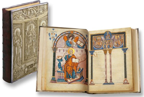 Das Lorscher Evangeliar - The Lorsch Gospels