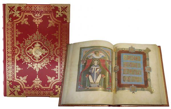 Codex Aureus Escorialensis = Das Salische Kaiser-Evangeliar. Codex Aureus Escurialensis