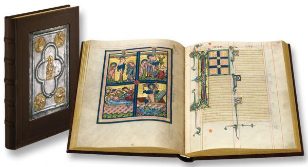 Das Mainzer Evangeliar - Mainz Gospels