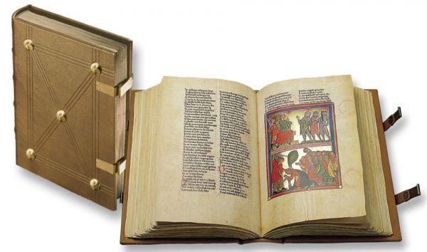 Rudolf von Ems: Weltchronik, der Stricker: Karl der Grosse - Rudolf von Ems: World Chronicle, Der St