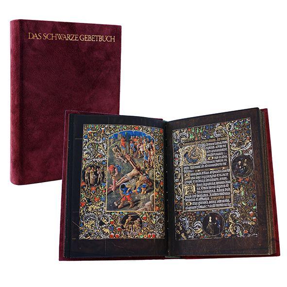 Das Schwarze Gebetbuch (= Gebetbuch des Galeazzo Maria Sforza). Black Prayer Book