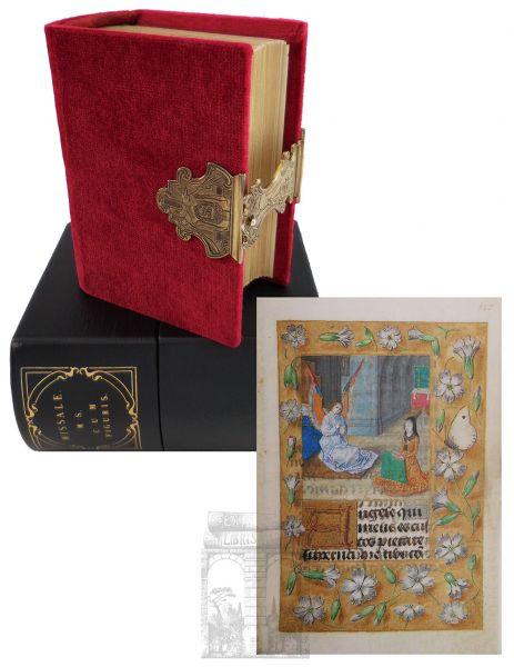 Das Berliner Stundenbuch der Maria von Burgund und Kaiser Maximilians