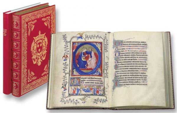 Les Très Belles Heures de Notre-Dame du Duc de Berry - Das Stundenbuch Notre-Dame des Herzogs von Be