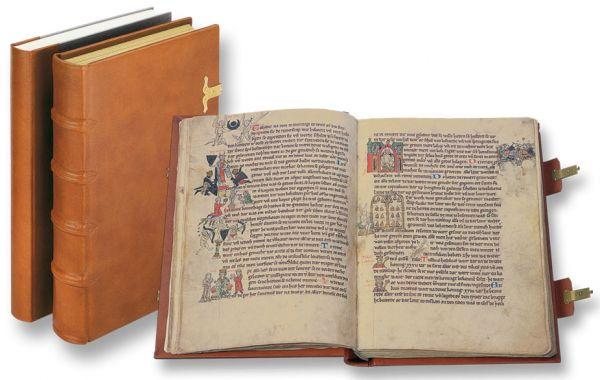 Das Buch der Welt - Die Sächsische Weltchronik. Book of the Worlds - The Saxon World Chronicle
