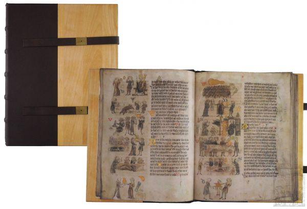 Sachsenspiegel. Die Dresdener Bilderhandschrift. Dresden Mirror of Saxony