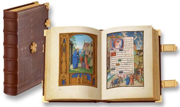 Das Croy-Gebetbuch (Das Buch der Drôlerien)