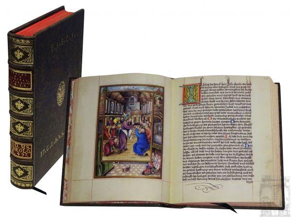 Glockendon Gebetbuch für Kardinal Albrecht von Brandenburg