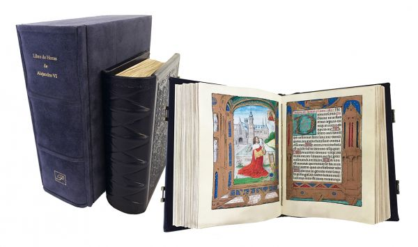 Das Stundenbuch Alexanders VI. Das Borgia-Stundenbuch - Libro de Horas de Alejandro VI. - Borgia-Hou