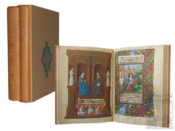 Das Stundenbuch Ludwigs von Orleans