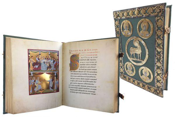 Das Perikopenbuch Heinrichs II. - The Pericopes of Henry II.