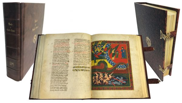 Beato de Liébana. Codex Saint Sever - Die Beatus Apokalypse von Saint Sever