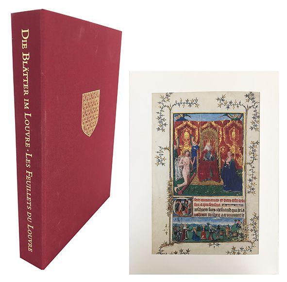 Die Blätter im Louvre und das Verlorene Turiner Gebetbuch