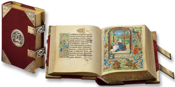 Gebetbuch Karls des Kühnen - Prayer Book of Charles the Bold