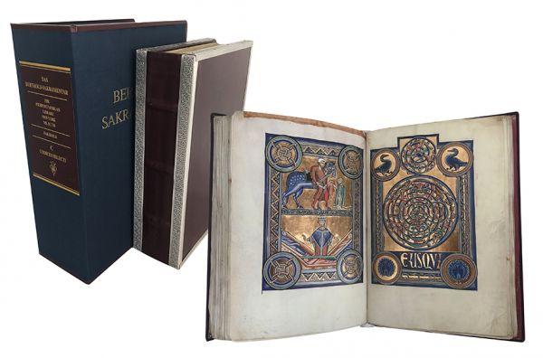 Berthold-Sakramentar. The Berthold Sacramentary