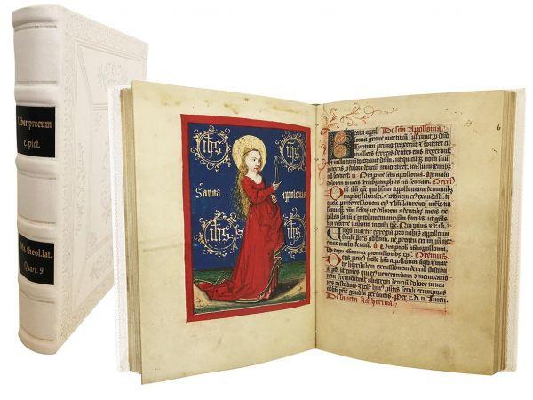 Das Zisterzienser Gebetbuch von Herrenalb - Devocionario del Cister