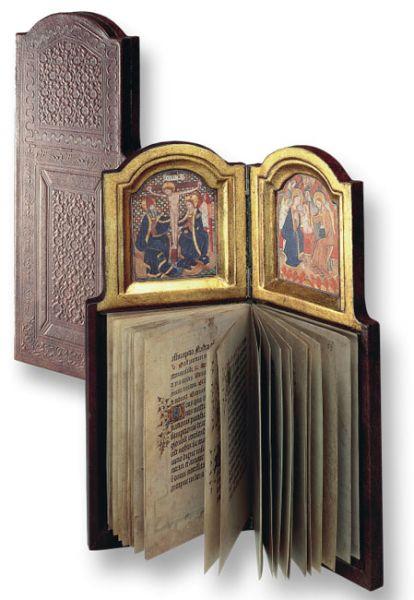 Das Buchaltärchen Philipps des Guten - Book Altar of Philip the Good