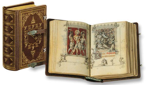 Das Stundenbuch der Jeanne d'Evreux - Hours of Jeanne d'Evreux