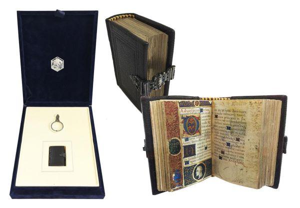Libro Horas de Medici - Stundenbuch für Lorenzo II: De Medici und Madelaine de la Tour - Boccardino-