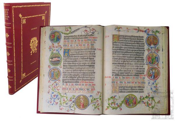 Martirologio de Usuardo - Martyrologium des Usuardus - Martyrology of Usuard