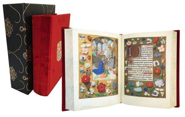 Das Stundenbuch der Flämischen Meister - Das Stundenbuch der Isabella von Kastilien aus Cleveland