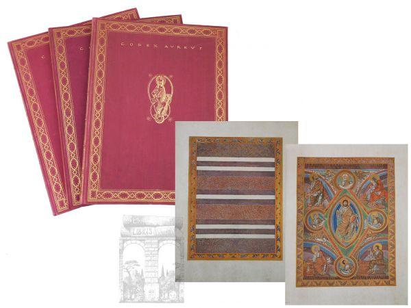 Codex Aureus der Bayerischen Staatsbibliothek (Codex Aureus aus St. Emmeram in Regensburg)