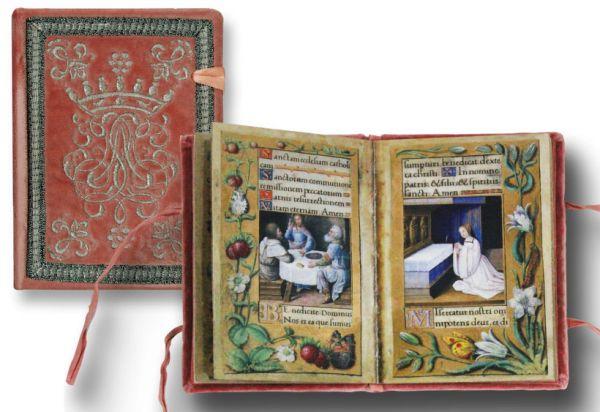 Das Blumengebetbuch der Renée de France - Petites Prieres of Renée de France