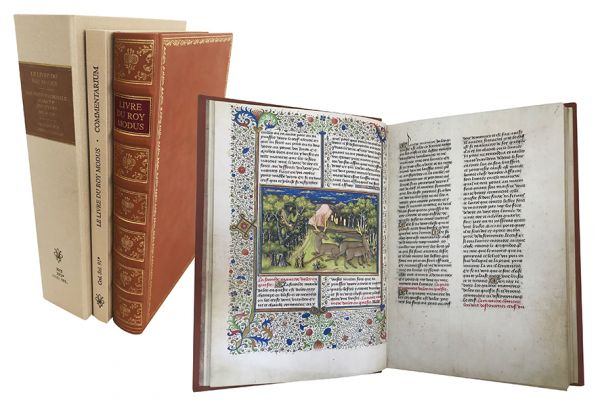 Das Jagdbuch des Königs Modus (= Le Livre du Roi Modus)